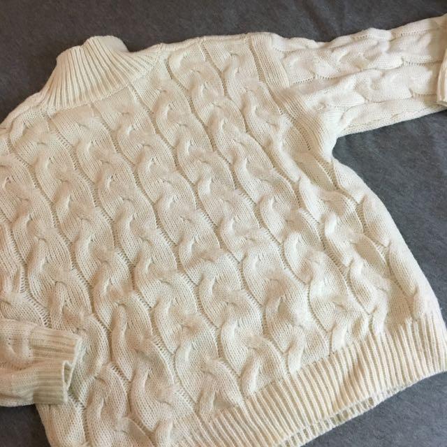 全新毛衣 購入時為490 便宜出售