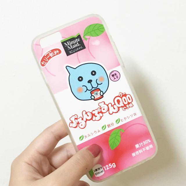蘋果 iPhone 6/6s 4.7寸 QOO造形 手機殼