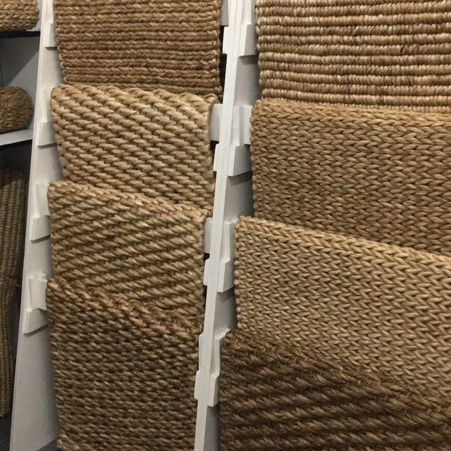 Abaca Carpet Assorted