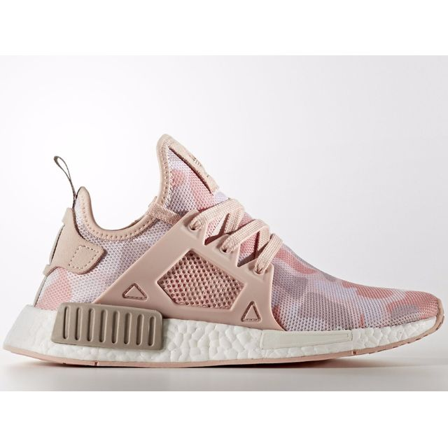 promo code 81ed5 4df14 Authentic Adidas Wmns NMD XR1 Duck Camo (Vapour Grey / Ice Purple / Off  White)