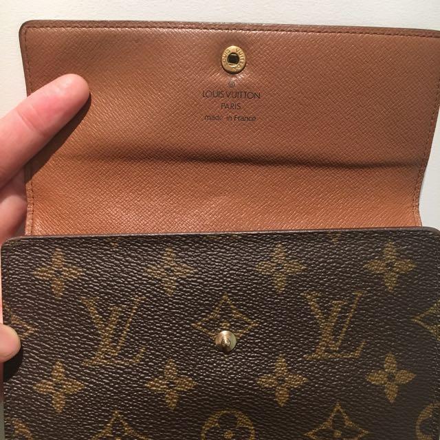 Authentic Louis Vuitton Wallet