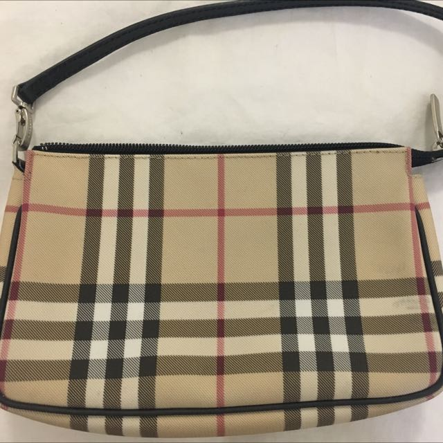 authentic small burberry