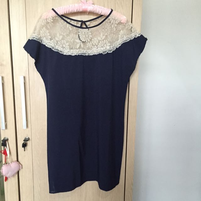 Unbranded Blue Casual Dress