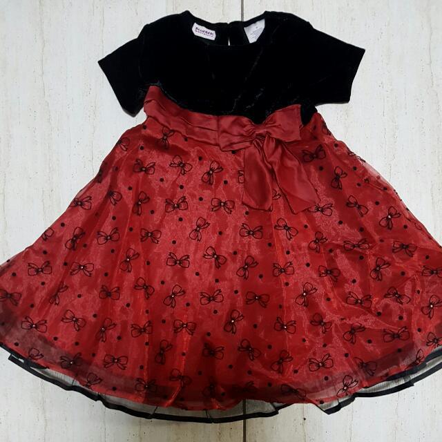 BLUEBERI BLVD Kids Dress - 24inch