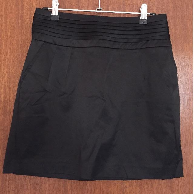Bluejuice Black Short Skirt Size 10