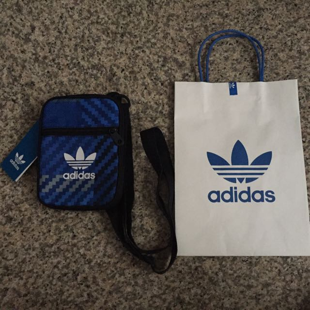 742c87ce869 BN Adidas Sling Bag (small), Sports, Sports Apparel on Carousell