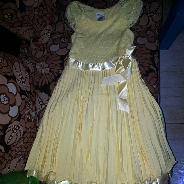 BONNIE JEAN Kids Dress - 33inch