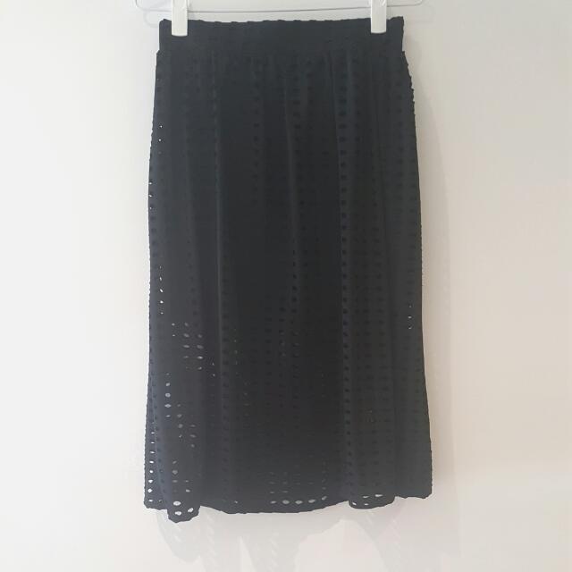 Boohoo Skirt Size 10