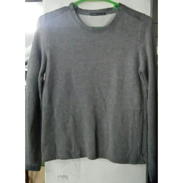 BOSSINI GRAY LONG SLEEVES