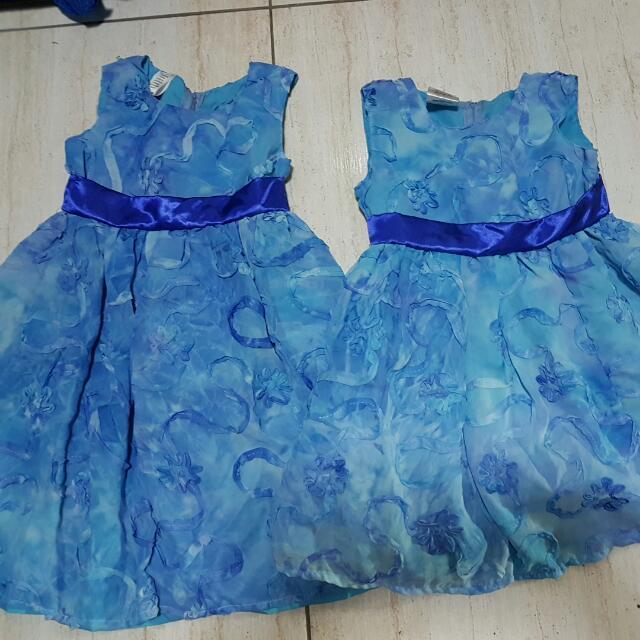 Branded Kids Dresses - 23 & 25inch
