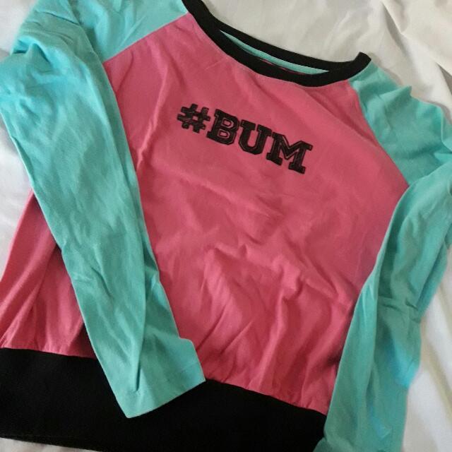 Bum Sweater