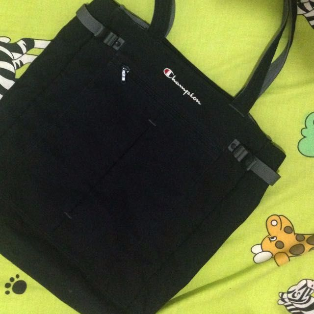 Champion Large Tote (Authentic)