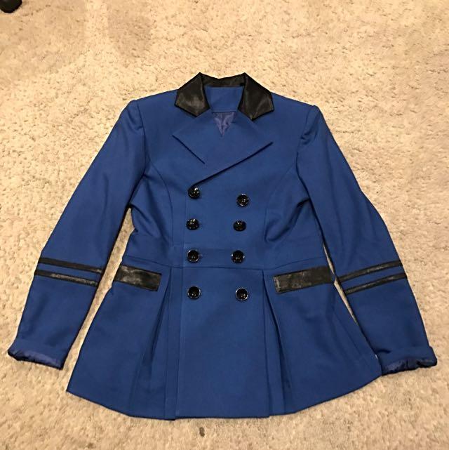 Ciel Phantomhive Custom Made Jacket