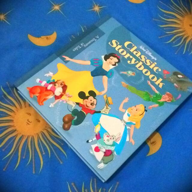 Disney's Classic Story Book