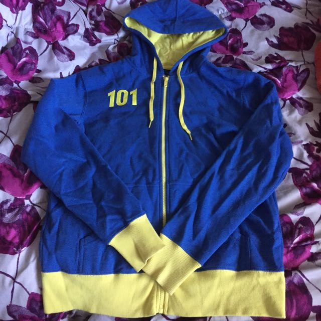 Fallout 3 Vault Suit Hoodie