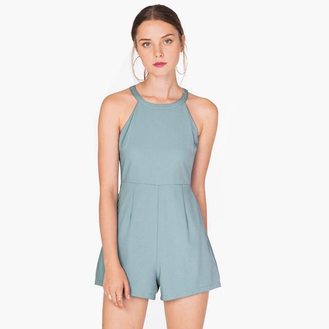 cd4be600ce61 BNWT The Closet Lover Serenity Romper