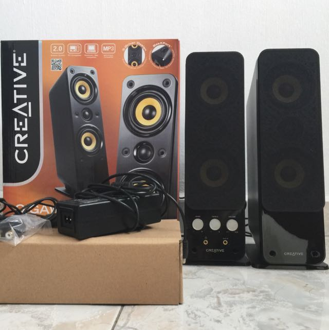 Reserved-GigaWorks T40 Series II Creative speakers