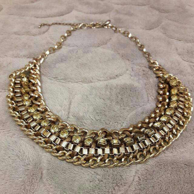 Gold Elegance Necklace