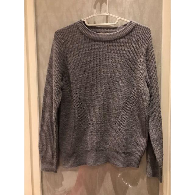 ✨全新✨灰色毛衣
