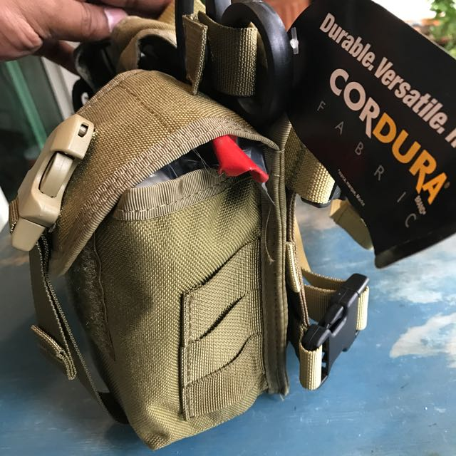 IFAK Pouch With Basic Trauma Gear, Sports, Sports & Games