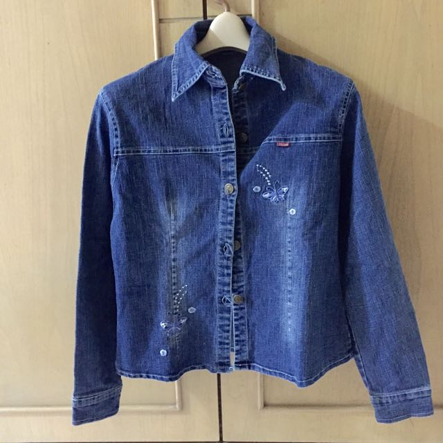 American Jeans Jacket