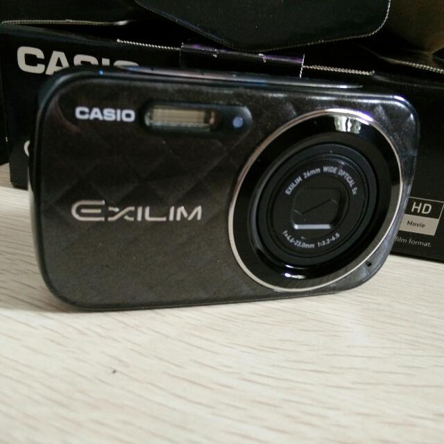 Kamera Saku Casio Exilim EX-N10