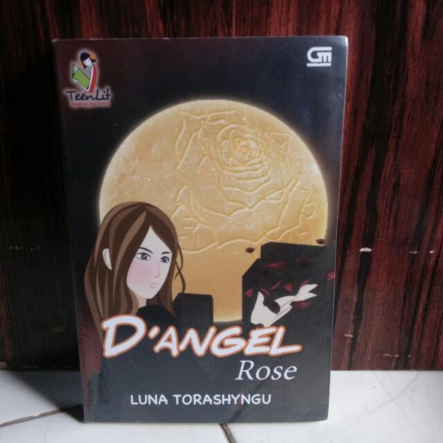 LUNA TORASHYNGU : D ANGEL ROSE