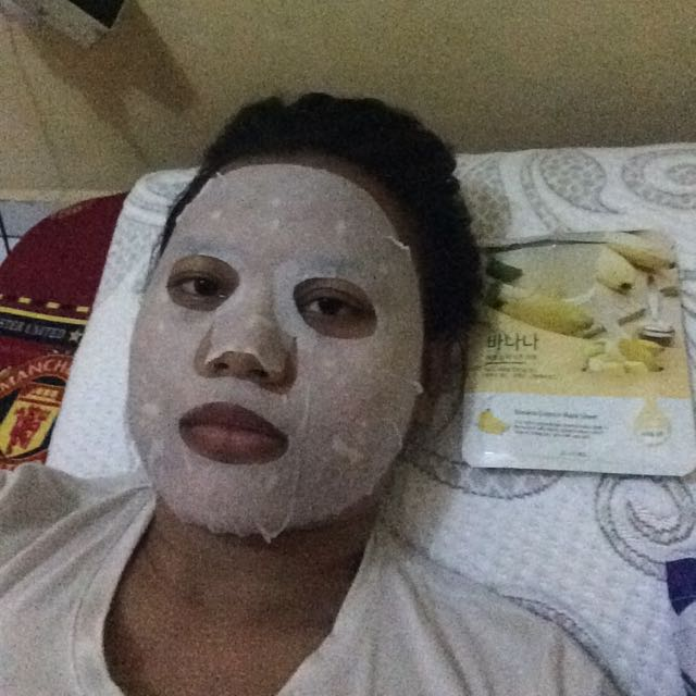 Masker Esfolio Original From Korea