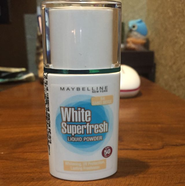 Maybeline Liquid Powder