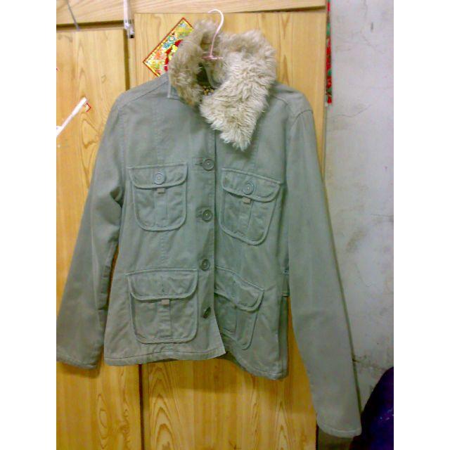 net 厚外套 size:6