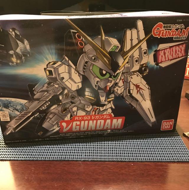 NEW Gundam RX-93 Nu Gundam