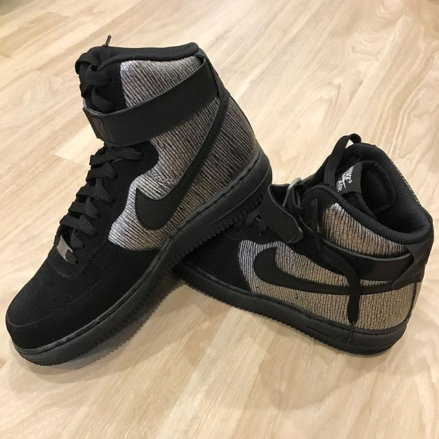 Force One Sneakers Leather Nike Air ynNvm80wOP