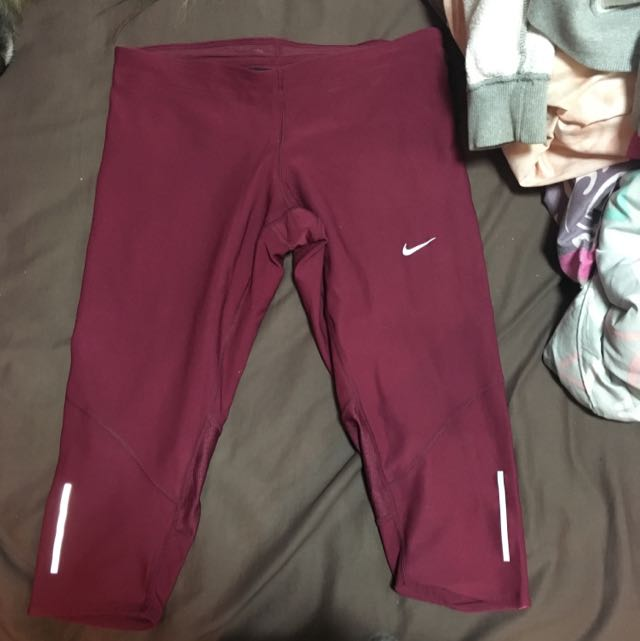 Nike Dri-fit tights Size M