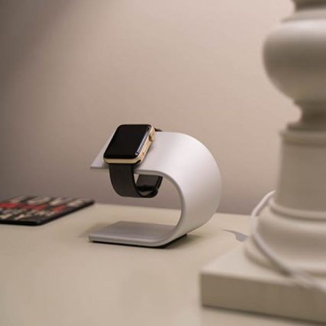 Nomad Apple Watch Stand Silver Or Space Grey $75 Shipped Within Aus