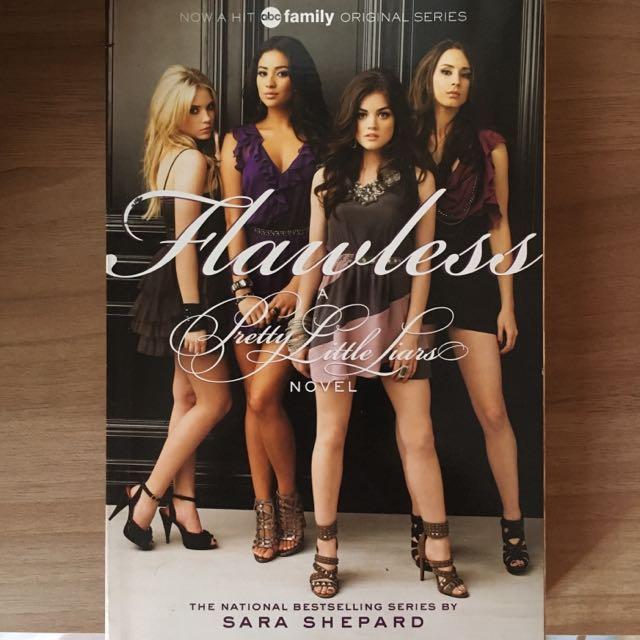 "Novel ""Flawless - A Pretty Little Liars Novel"" (english) by Sara Shepard"