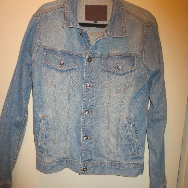 Nylaus Blue Jean Jacket