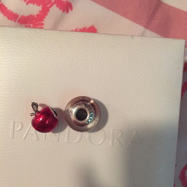 Pandora Disney Snow White Set