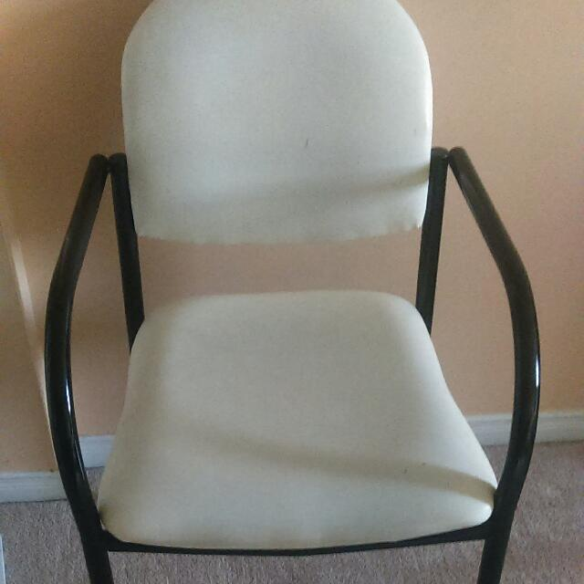 Pedicure/utility Solid Chair