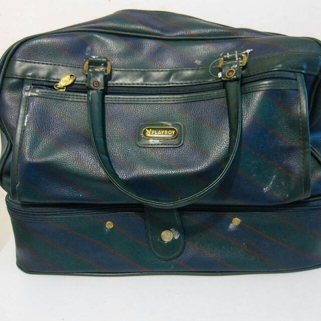 Playboy 正牌 行李包 保齡球包