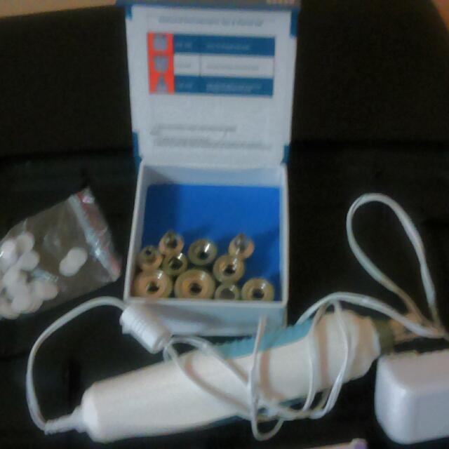 Portable Diamond Microdermabrasion Machine