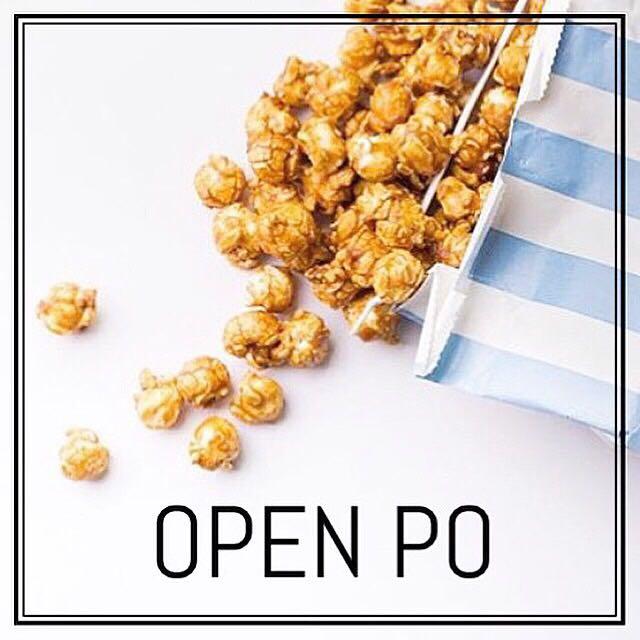 Pre Order Garrett Popcorn till 16th December, ETA : December 26th