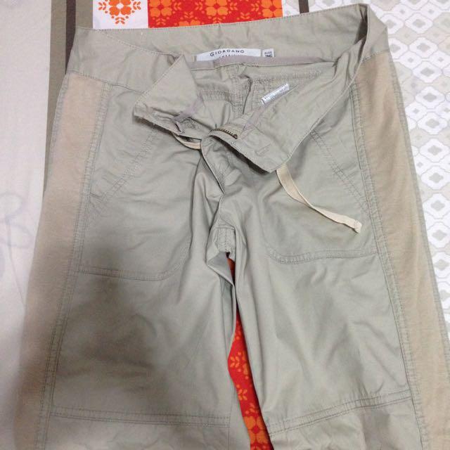 Pre-loved Giordano cargo Pants