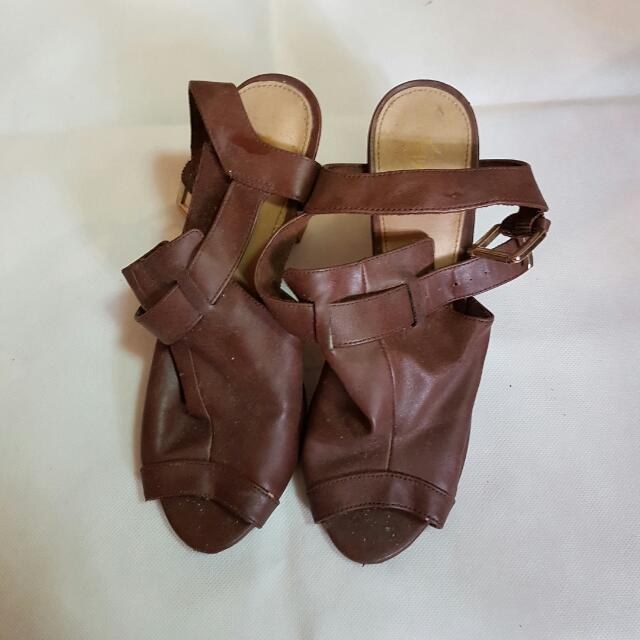 PRELOVED Payless Booties