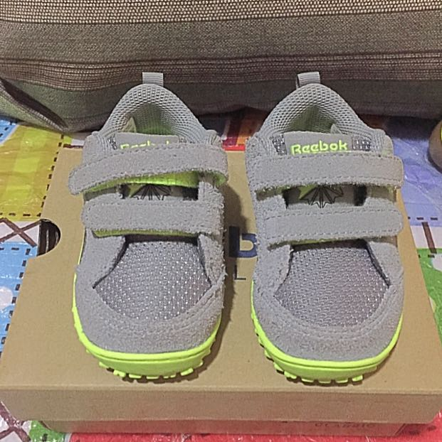 Reebook Classic Baby Boy Shoes