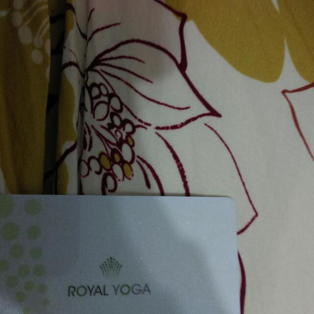 Royal You熱瑜珈或一般瑜珈