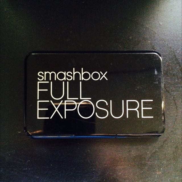 Smashbox Full Exposure Mini Palette