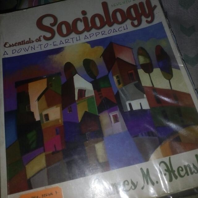 Sociology A Down To Earth Approach by James Henslin