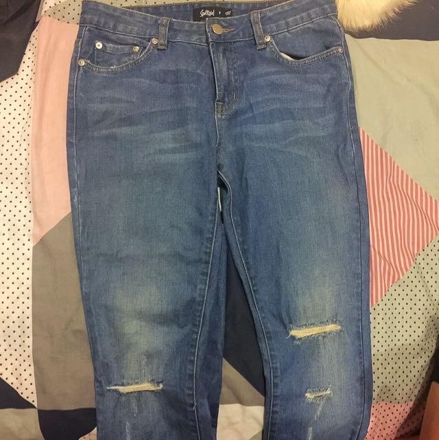Sport girls Jeans