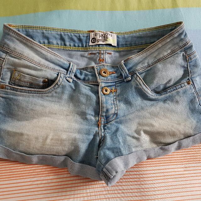 Terranova Denim Shorts XS