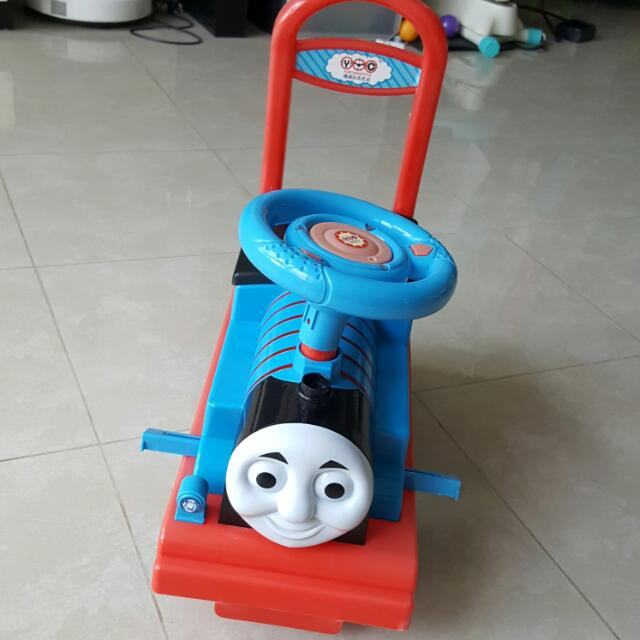 Thomas The Train With Music Sit And Push #IDoTrade